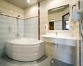 Ванная комната номера Suite Лазурит