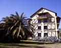 Главный корпус отеля Апсара, Пицунда