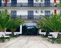 Вход в Новый корпус отеля Апсара