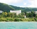 Пансионат Багрипш, Гагра, Абхазия