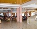 Обеденный зал пансионата Багрипш