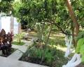 Летний душ в саду