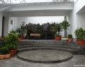 Внутренний дворик отеля Атриум-Виктория