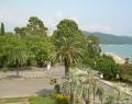 Территория прилегающая к отелю Рица, Сухум, Абхазия