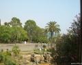 Вид из окон номеров отеля Рица, Сухум