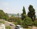 Вид из окон номеров отеля Рица, Сухум, Абхазия