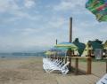 Пляж пансионата Кяласур