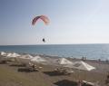 Пляж пансионата Лазурный берег
