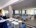 Обеденный зал пансионата Самшитовая роща