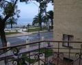 Вид с балкона номера гостиницы Тихий дон